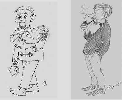 børne bog af palle lauring fra 1957